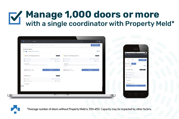 Manage More Doors with Property Meld
